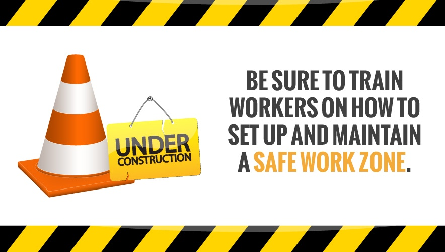 Worker Safety Tips For Highway & Road Construction Work Sites