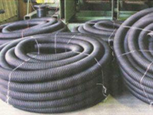 Corrugated hdpe pipe service installation harrisburg york pa